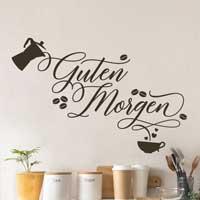 Wandtattoo für die Küche online kaufen | Klebefieber.de