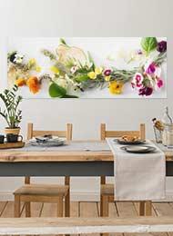 Glasbilder kaufen | Glas Wandbilder für jeden Raum & jedes Thema
