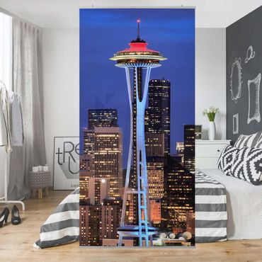 Raumteiler - Seattle 250x120cm