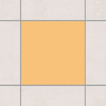 Fliesenaufkleber - Colour Sand Beige