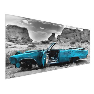Forexbild - Türkiser Cadillac