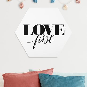 Hexagon Bild Forex - Love first