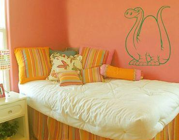 Wandtattoo Kinderzimmer No.160 Diplodocus