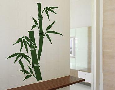 Wandtattoo Bambus Baum No.SF398 Bambus