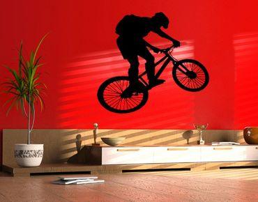 Wandtattoo No.374 Bike