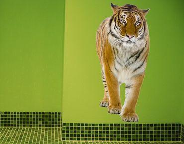 Wandtattoo Tiger No.127 Bengalischer Tiger