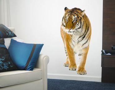 Wandtattoo Tiger No.128 Indischer Tiger
