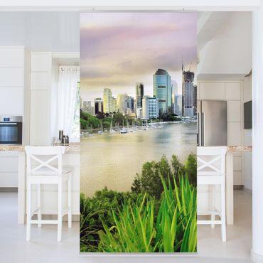 Raumteiler - Brisbane 250x120cm