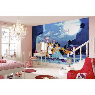 Disney Kindertapete - Waiting for Aladdin - Komar Fototapete