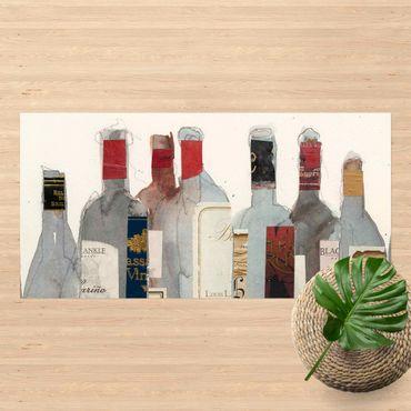 Vinyl-Teppich - Wein & Spirituosen I - Querformat 2:1