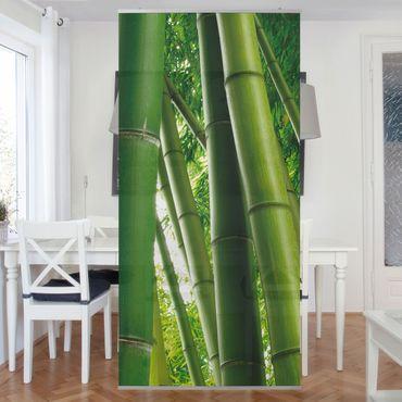 Raumteiler - Bamboo Trees No.1 250x120cm