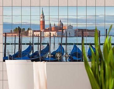 Fliesenbild - San Giorgio in Venedig