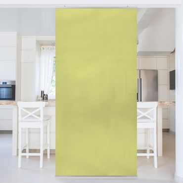 Raumteiler - Pastellgrün 250x120cm