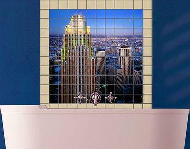 Fliesenbild - Minneapolis