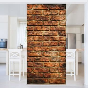Raumteiler - Bricks 250x120cm