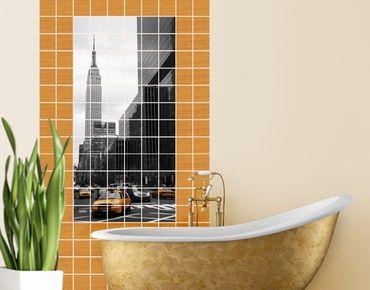 Fliesenbild - Klassisches NYC