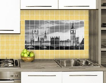 Fliesenbild - London bei Nacht II