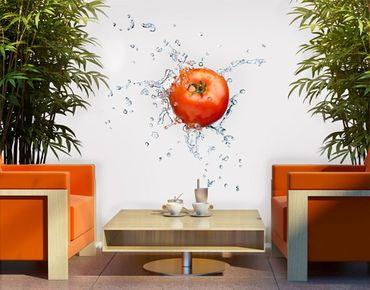 Wandtattoo No.507 Frische Tomate