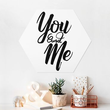 Hexagon Bild Forex - You and me