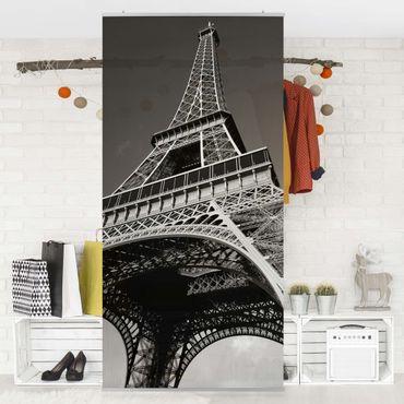 Raumteiler - Eiffelturm 250x120cm