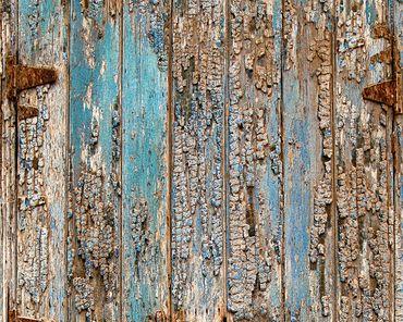 Livingwalls Mustertapete Pop.up Panel 2 in Beige, Blau, Grau