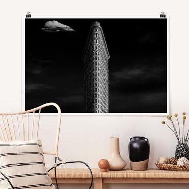 Poster - Flatiron Building - Querformat 2:3
