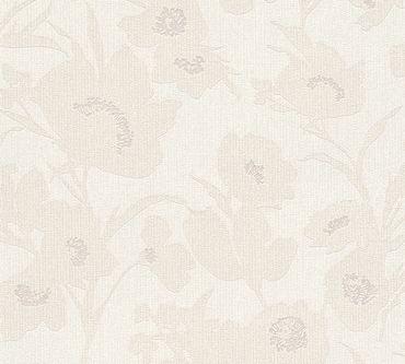 Esprit Strukturtapete Esprit 12 Fall in Love in Beige, Creme, Metallic