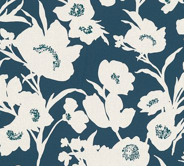 Esprit Strukturtapete Esprit 12 Fall in Love in Blau, Creme