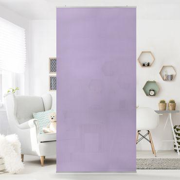 Raumteiler - Lavendel 250x120cm