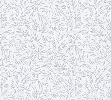 Architects Paper Mustertapete Alpha in Grau, Metallic