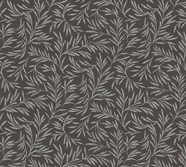 Architects Paper Mustertapete Alpha in Metallic, Schwarz