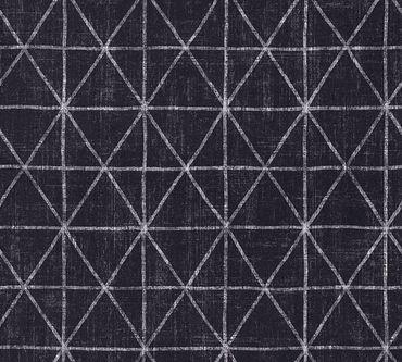 A.S. Création Mustertapete Scandinavian Style in Schwarz, Weiß