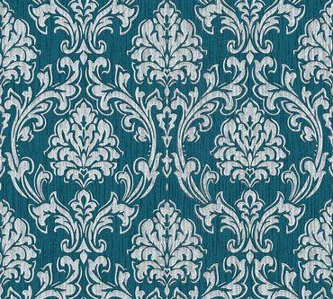 Esprit Mustertapete Esprit 13 Eccentric Luxury in Blau, Grau, Metallic