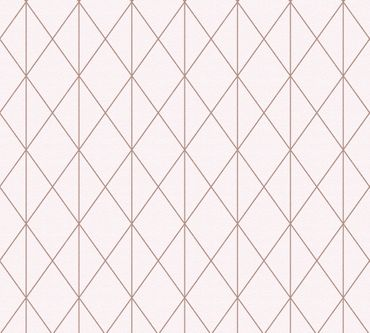 A.S. Création Mustertapete Designdschungel 2 by Laura N. in Metallic, Rosa