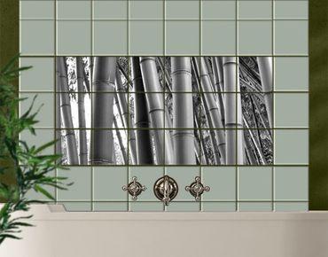 Fliesenbild - Bamboo