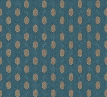Architects Paper Mustertapete Absolutely Chic in Blau, Grau, Beige