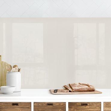 Küchenrückwand - Meersand