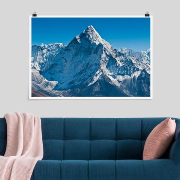Poster - Der Himalaya - Querformat 2:3