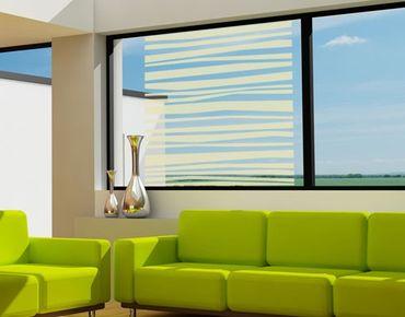 Fensterfolie - Sichtschutzfolie No.UL940 Jalousie II - Milchglasfolie