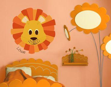 Wandtattoo Babyzimmer Löwe No.FB165 Löwe