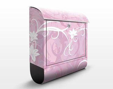 Briefkasten mit Zeitungsfach - Airy Love - Wandbriefkasten