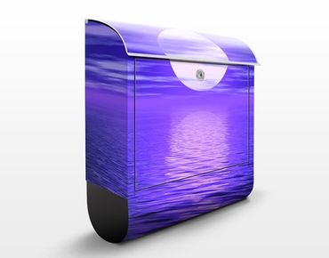 Design Briefkasten Full Moon 39x46x13cm