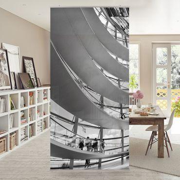 Raumteiler - Im Berliner Reichstag II 250x120cm