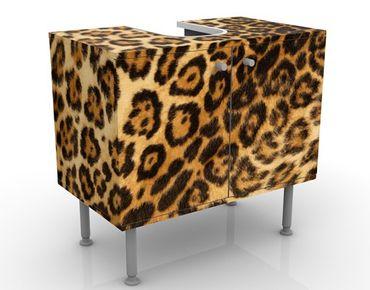 Waschbeckenunterschrank - Jaguar Skin - Badschrank