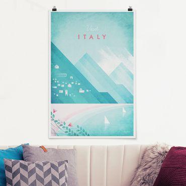 Poster - Reiseposter - Italien - Hochformat 3:2