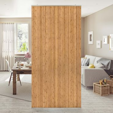 Raumteiler - Bambus 250x120cm