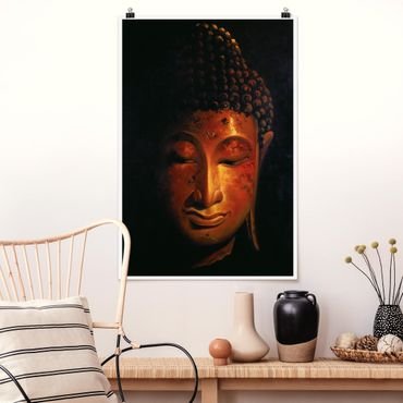 Poster - Madras Buddha - Hochformat 3:2