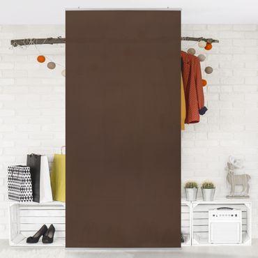 Raumteiler - Cacao 250x120cm