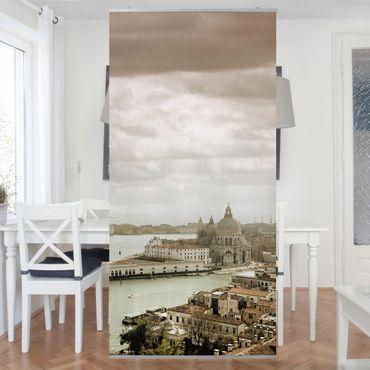 Raumteiler - Lagune von Venedig 250x120cm