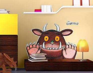 Der Grüffelo - Wandtattoo Babyzimmer Wald Grüffelo - Ist neugierig